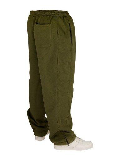 Urban Classics Pantalon de survêtement pour homme Green