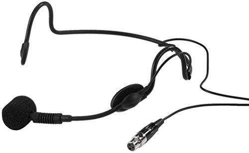 IMG Stage Line 234070 - Micrófono de escenario (conector XLR, de auri