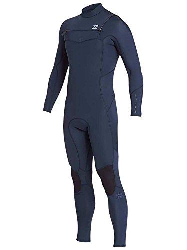 BILLABONG Furnace Absoluter 4 / 3MM Brust-Reißverschluss-Neoprenanzug Schiefer - Easy Stretch Thermoofenfutter - 250{2b6df63b24d4753b6cee8515efc47496704ee7dac96e7ba12d438b005316eab7} Stretch Quick Dry
