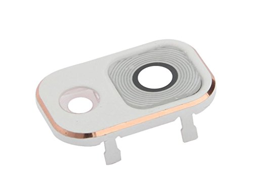 ACUTAS New Camera Lens Cover For Samsung Galaxy Note 3 - White & Gold