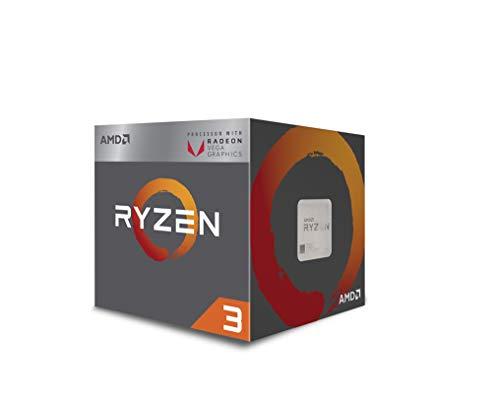 AMD Ryzen TM 3 2200G mit RadeonTM VegaTM Grafikkarte