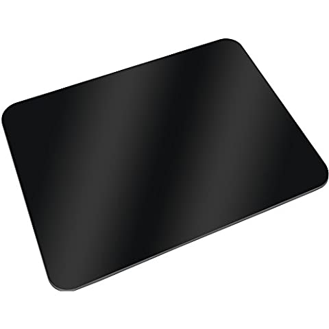 Joseph & Joseph JJBLA012AS - Tabla de cristal, 30x40 cm, color negro
