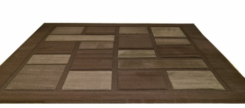 Rugs With Flair 200 x 290 cm Visiona Soft 4304, Brown