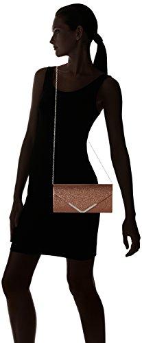 Tamaris - Brianna Clutch Bag, Pochette da giorno Donna Oro (Bronce)