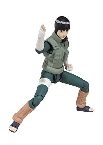 Figur-Naruto-Rock Lee SH Figuarts 14cm