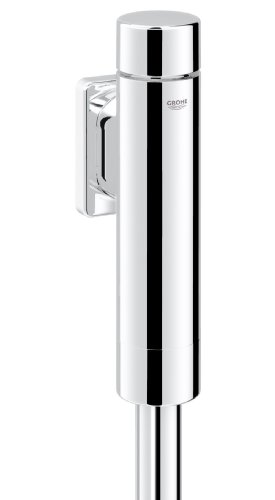 GROHE Rondo A.S. Druckspüler für WC mit integrierter Vorabsperrung 37349000 -