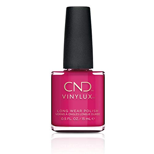 Seche Nagellack (CND Vinylux Weekly Polish - Spring 2017 New Wave Collection - Pink Leggings - 15ml / 0.5oz)