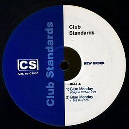 New Order / Blue Monday (Blue Vinyl Version)