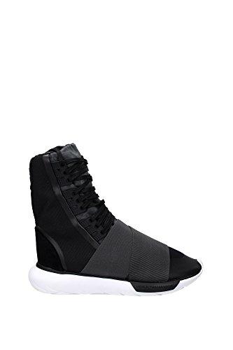 Sneakers Yamamoto Y3 Hombre Tejido Negro y Gris BB4803Y3QASABOOT Negro 44 2/3EU 5IGMF