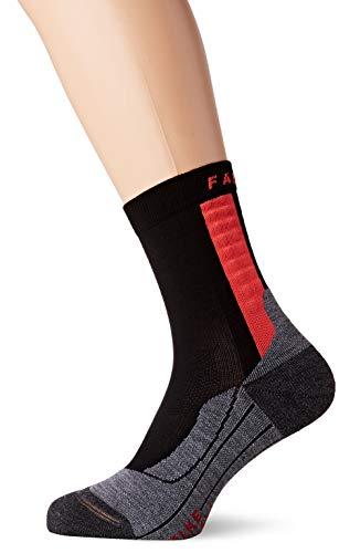 FALKE Damen Medizinische Socken AchillesW, black, 39-40, 16763