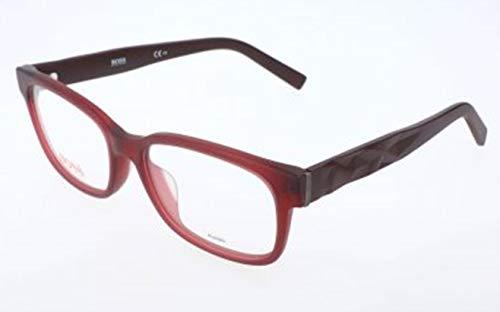 Boss orange hugo orange sonnenbrille bo-0240-f-m88-17-54-17-140 occhiali da sole, nero (schwarz), 54.0 unisex-adulto