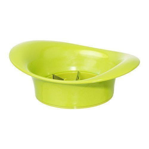 IKEA SPRITTA -Apfelteiler grün