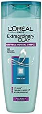 L'Oreal Paris Hair Purifying & Hydrating Shampoo, 175ml or 192.5ml (Volume may vary)