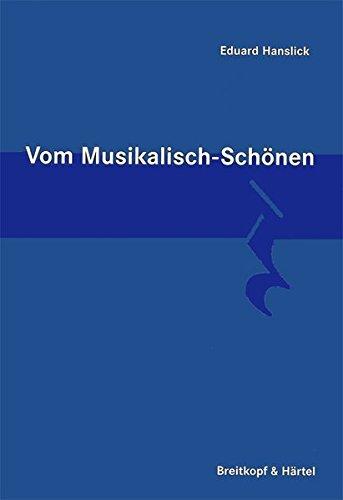 Vom Musikalisch-Schönen (BV 59)