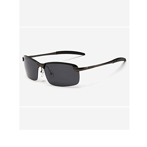 O-C Men's Driving Oversized 66mm Polarized Sunglasses