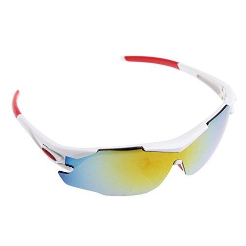 Lergo Cycling Sports Glasses Eye...