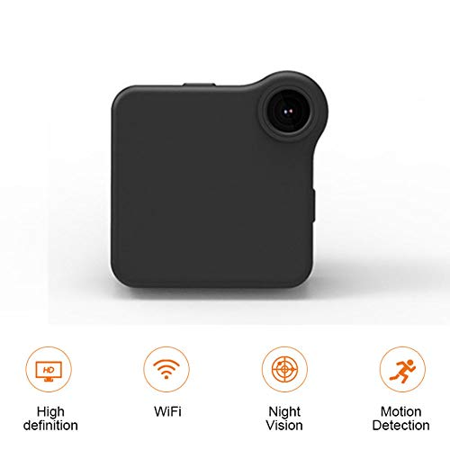 Kamera, HD Action Cam Fahrrad Kamera DV DVR Video Voice Motion Sensor Loop Recorder Mini Kamera ()