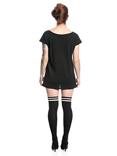 American Horror Story Who's Out There Girl-Shirt schwarz Schwarz