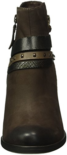 Tamaris 25338, Bottes Classiques Femme Marron (Cigar Comb 391)