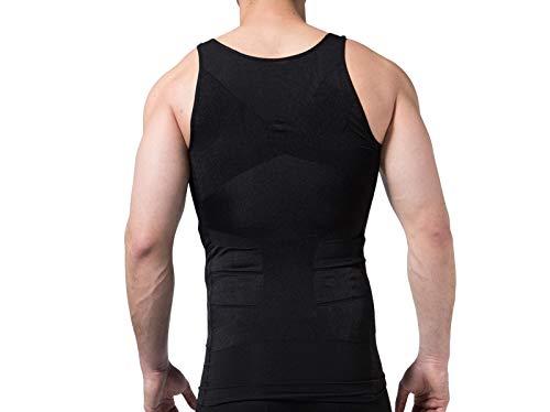 *JCMCWY* Männer Gewichtsverlust Körperformung Körper Weste Gewichtsverlust Bauch Unterwäsche Strumpfhose Taille Taille Körperform Strumpfhose - Urlaub Honig Weihnachten Kostüm