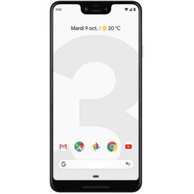 "Google Pixel 3 XL 16 cm (6.3"") 4 GB 64 GB SIM única 4G Blanco 3430 mAh - Smartphone (16 cm (6.3""), 4 GB, 64 GB, 12,2 MP, Android 9.0, Blanco)"