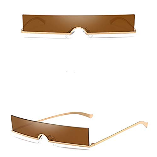 Syeytx Unisex Vintage Eye Sonnenbrille Retro Eyewear Fashion Strahlenschutz 7 Farben