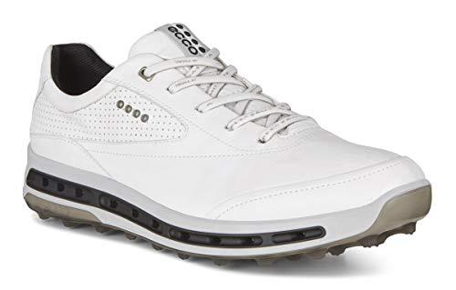 ECCO, Scarpe da Golf Uomo, Nero (Black/Brick), 45