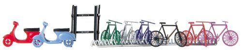Busch 6013 Bicycles & Scooters