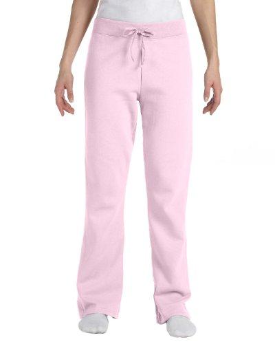 Hanes - Pantalon de sport - Femme Rose - Rose pâle