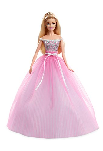 barbie mattel dvp49 birthday wishes doll 2017 auswahl. Black Bedroom Furniture Sets. Home Design Ideas