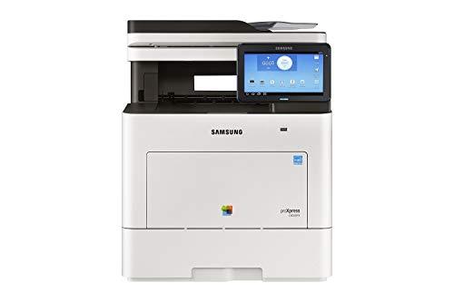Samsung Xpress SL-C4060FX 9600 x 600DPI Laser A3 40ppm WiFi Multifuncional - Impresora multifunción (Laser, Impresión a Color, 9600 x 600 dpi, 550 Hojas, A3, Negro, Blanco)