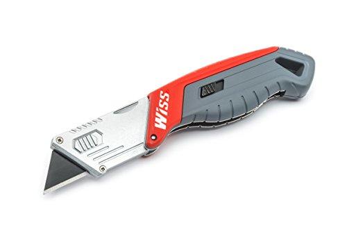 Wiss wkf2eu klappbares Couteau universel avec mécanisme de de...