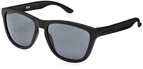 Hawkers Carbon Black Dark One , Gafas de Sol Unisex, Negro