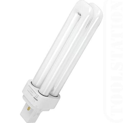 10 x GE 26w Ampoule Biax--D lumiere du jour G24D-3 865 6500K