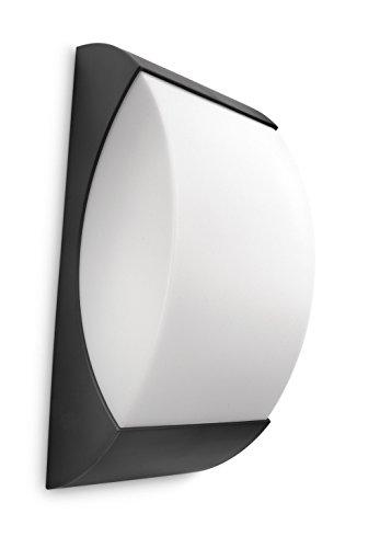 Philips myGarden Starry - Aplique de exterior, luz blanca cálida, 1 bombilla...