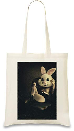 Honig auf dem Stuhl - Honey In The Chair Custom Printed Tote Bag| 100% Soft Cotton| Natural Color & Eco-Friendly| Unique, Re-Usable & Stylish Handbag For Every Day Use| Custom Shoulder Bags By Josh