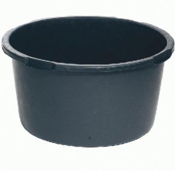Triuso Eimer Baueimer Maurerkübel Kübel Bau Mörtelkübel Mörteleimer 90 liter ohne Bügel