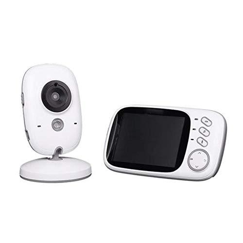 3.2in Video-Baby-Monitor mit Infrarot-Nachtsicht Two Way Talk Back Raumtemperatur Long Range Wireless-Kamera -