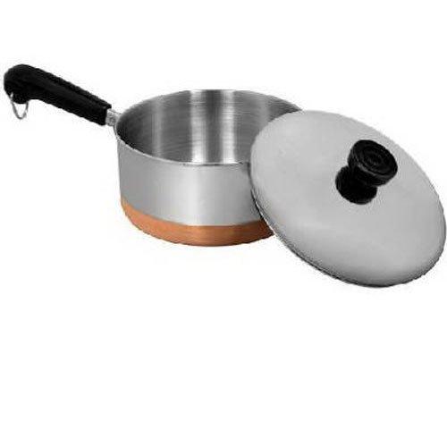 World Kitchen/Ekco 3514027 Revere Stainless Steel/Copper Clad Saucepan