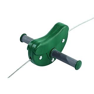 Seilbahn grün Kinderseilbahn Gartenseilbahn Spielgerät