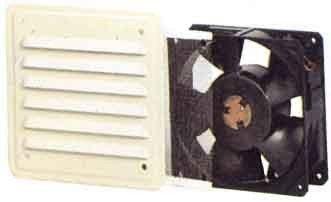 Legrand 036571 Ventilateur 30 m3/h Galets Gris