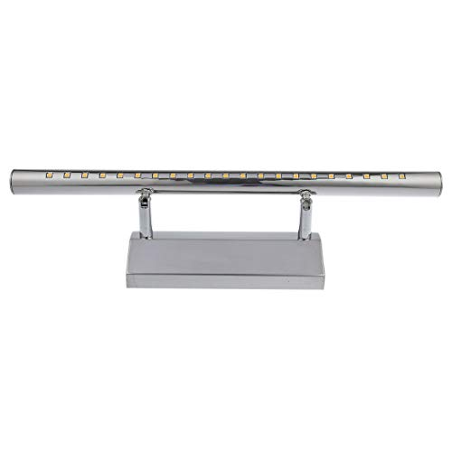 5 W 21 LED SMD 5050 acoxid inoxidable aus Holz für Parfüm aus Glas und Glas (luz blanca cálida) -