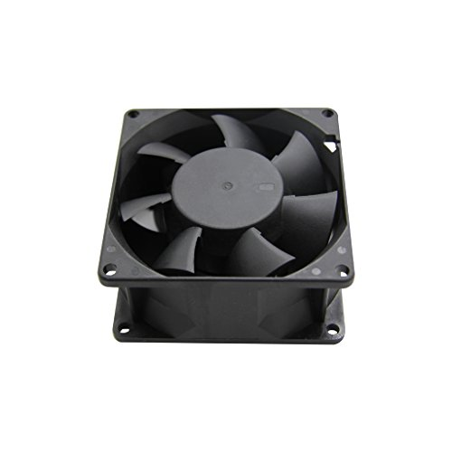 EE80152S1-A99 Fan DC axial 24VDC 80x80x15mm 62.86m3/h 34.7dBA EE80152S1-000U-A99 -