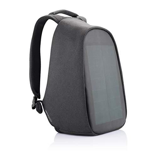 XD Design Bobby Tech Zaino Antifurto Caricabatterie Solare Wireless USB/Type C