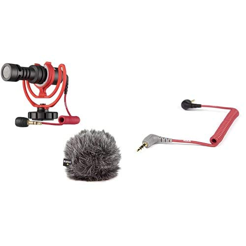 Imagen de Micrófono Para Smartphone Rode Microphones por menos de 60 euros.