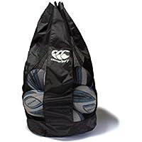 Canterbury E201017989 Bolsa para Balones, Unisex Adulto, Negro, Talla Única