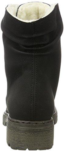 Rieker Y9020, Bottes Classiques Femme Noir (Schwarz/00)