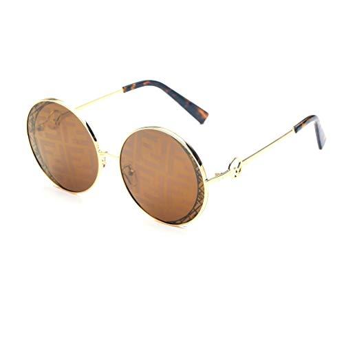 ANSKT Modesonnenbrille runder Rahmen, 5Outdoor-Sportbrillen polarisierte Sonnenbrillen Reitbrillen, geeignet zum Golf-Bikes beim Fischen mit Baseball