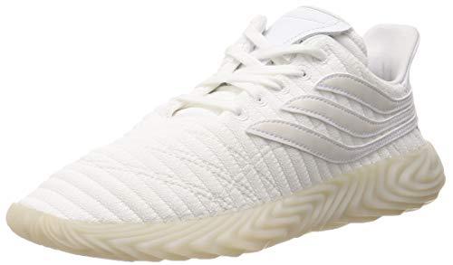 adidas Sobakov Herren Sneaker Weiß (Schuhe Crystal-nike)