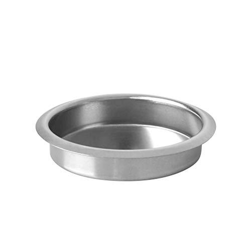 bestonzon 58mm Metall Blind Filter von Espresso Kaffeemaschine Maker Rücken Flush Einsatz Korb...